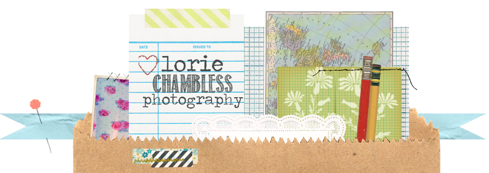 Lorie Chambless Photography logo
